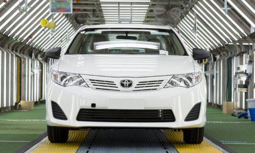 Toyota under pressure as only Australian auto manufacturer
