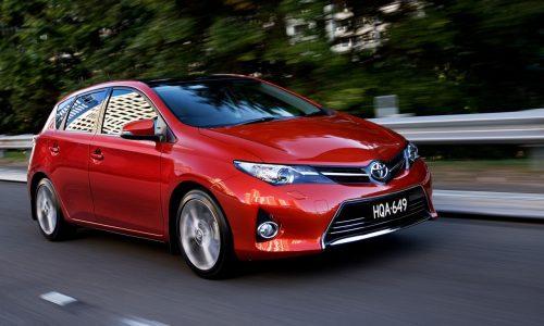 Australian vehicle sales for November – Corolla to be 2013 best-seller
