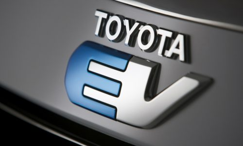Toyota looking into wireless charging for electric cars