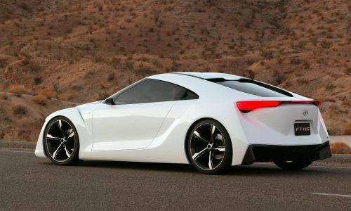 New Toyota Supra concept to debut at Detroit – report
