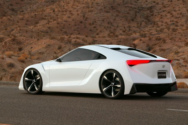 Toyota-FT-HS-Concept-rear