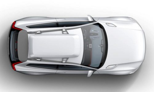 Volvo Concept XC Coupe previews upcoming SUV design