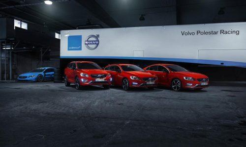 Volvo R-Design Black R editions celebrate STCC win