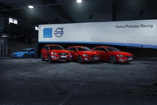 Volvo R-Design Black R editions