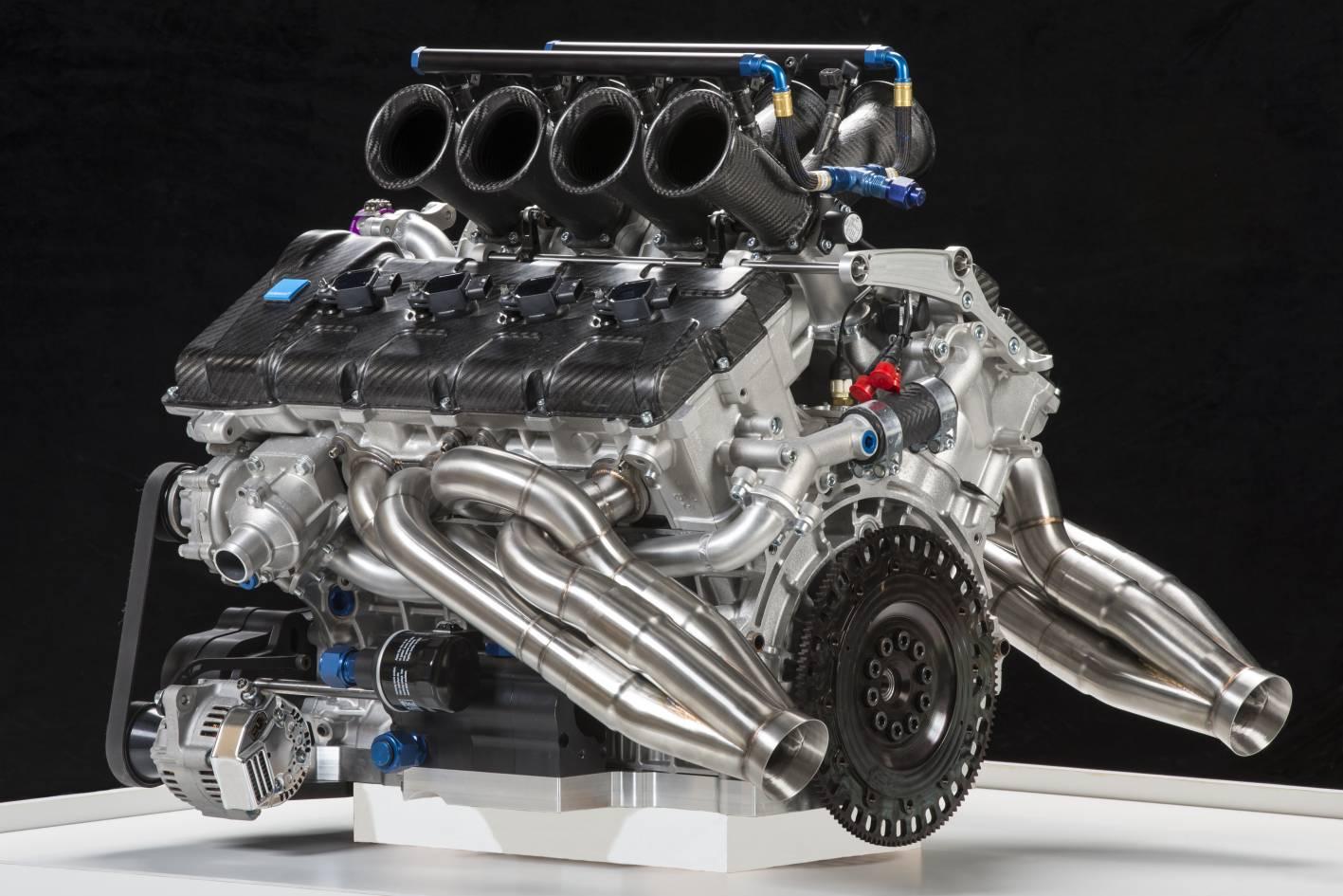 Volvo S60 V8 Supercar Engine Revealed Performancedrive