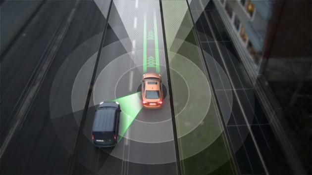 Volvo autonomous technology