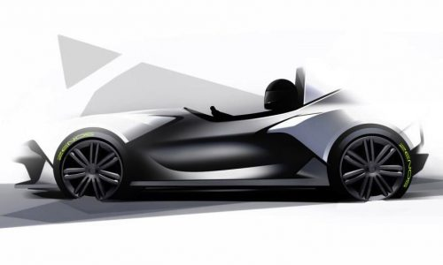 Zenos E10 sports car to debut at Autosport