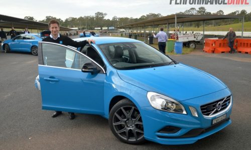 Robert Dahlgren joins V8 Supercars, driving for Volvo