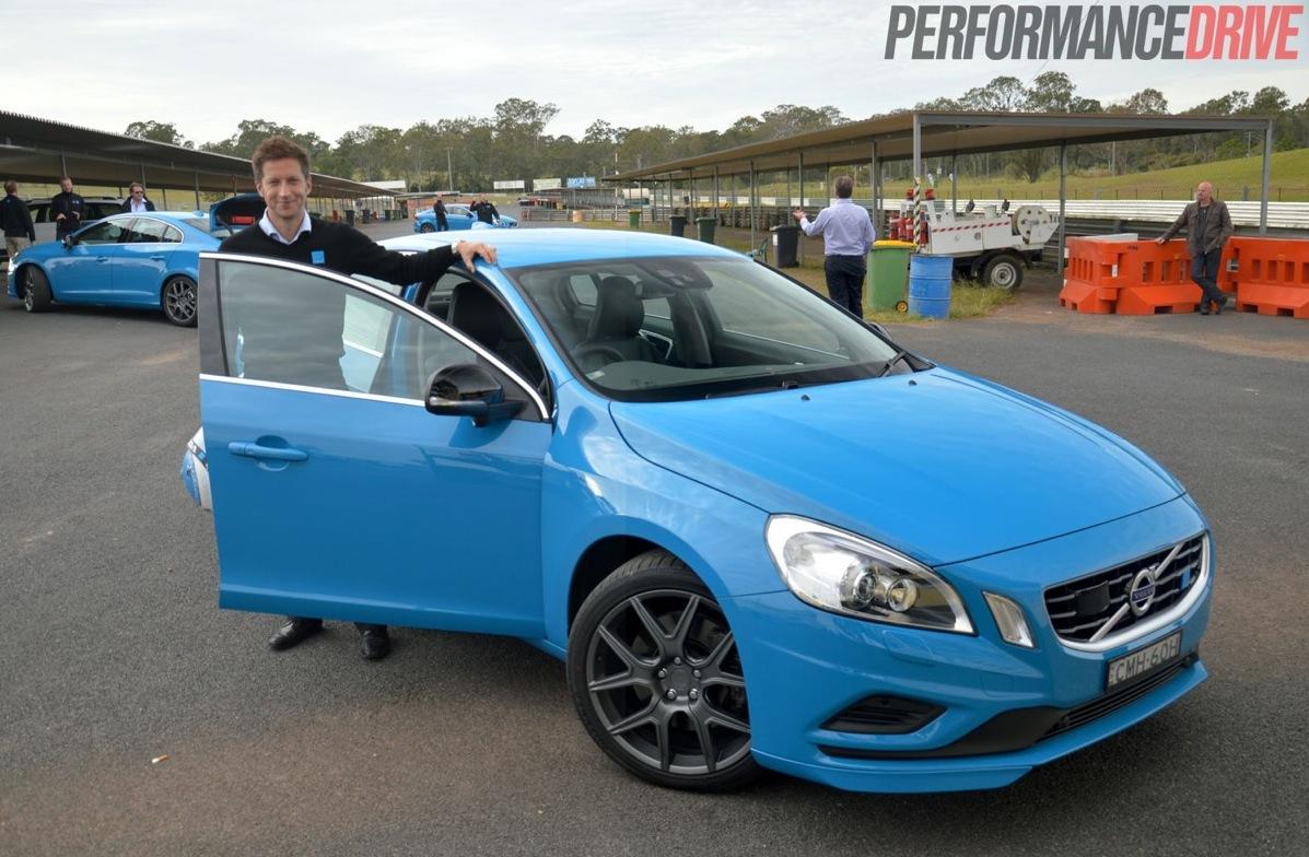 Robert Dahlgren Joins V8 Supercars Driving For Volvo Performancedrive