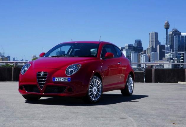 2014 Alfa Romeo MiTo MultiAir Progression