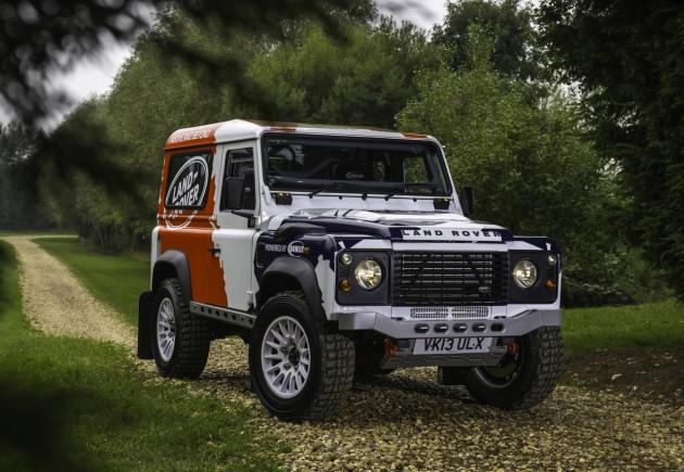 2014 Bowler Land Rover Defender Challenge