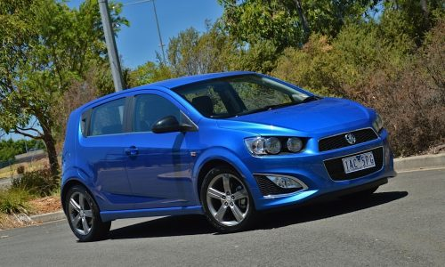 Holden Barina RS review (video)