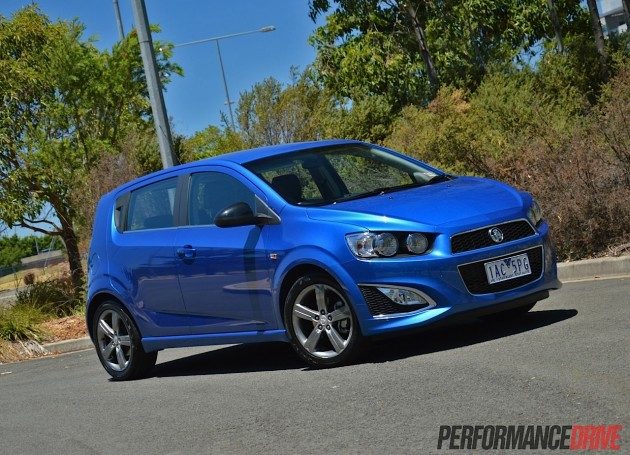2014 Holden Barina RS-PerformanceDrive