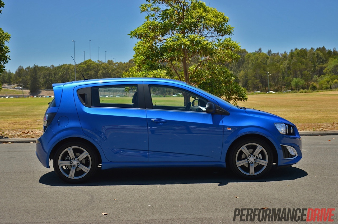 Holden Barina RS Review Video PerformanceDrive