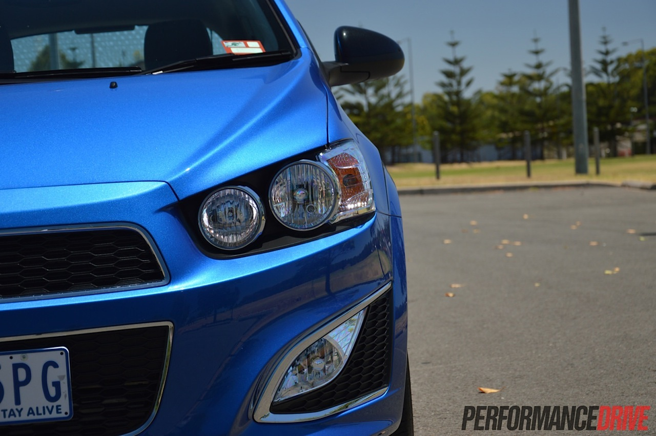 Holden Barina RS review (video) | PerformanceDrive