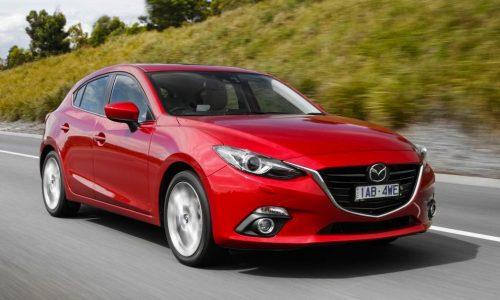2014 Mazda3 on sale in Australia from $20,490
