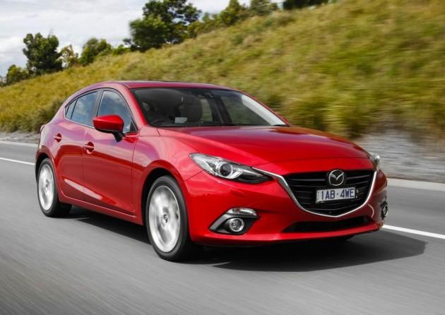 2014 Mazda3 hatch