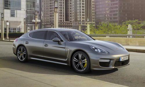 Porsche Panamera junior 'Pajun' back on the agenda – report