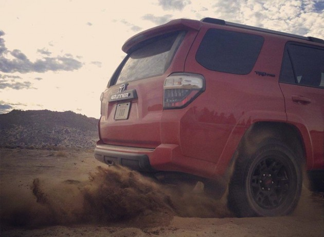 2014 Toyota 4Runner TRD Pro preview