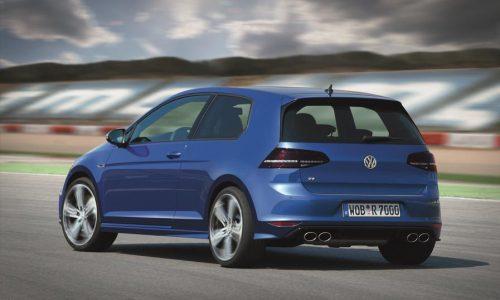 Volkswagen Golf R 'Evo' concept heading to Beijing – report