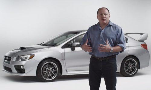 2015 Subaru WRX STI explained