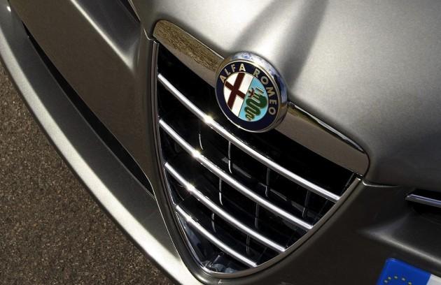 Alfa Romeo 159 badge