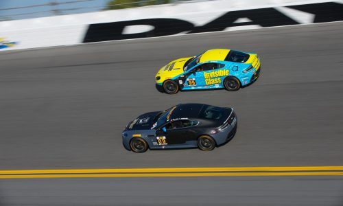 Aston Martin competing in Daytona 24hr, first time since 1985