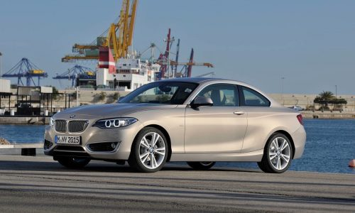 BMW 2 Series on sale in Australia from $50,500