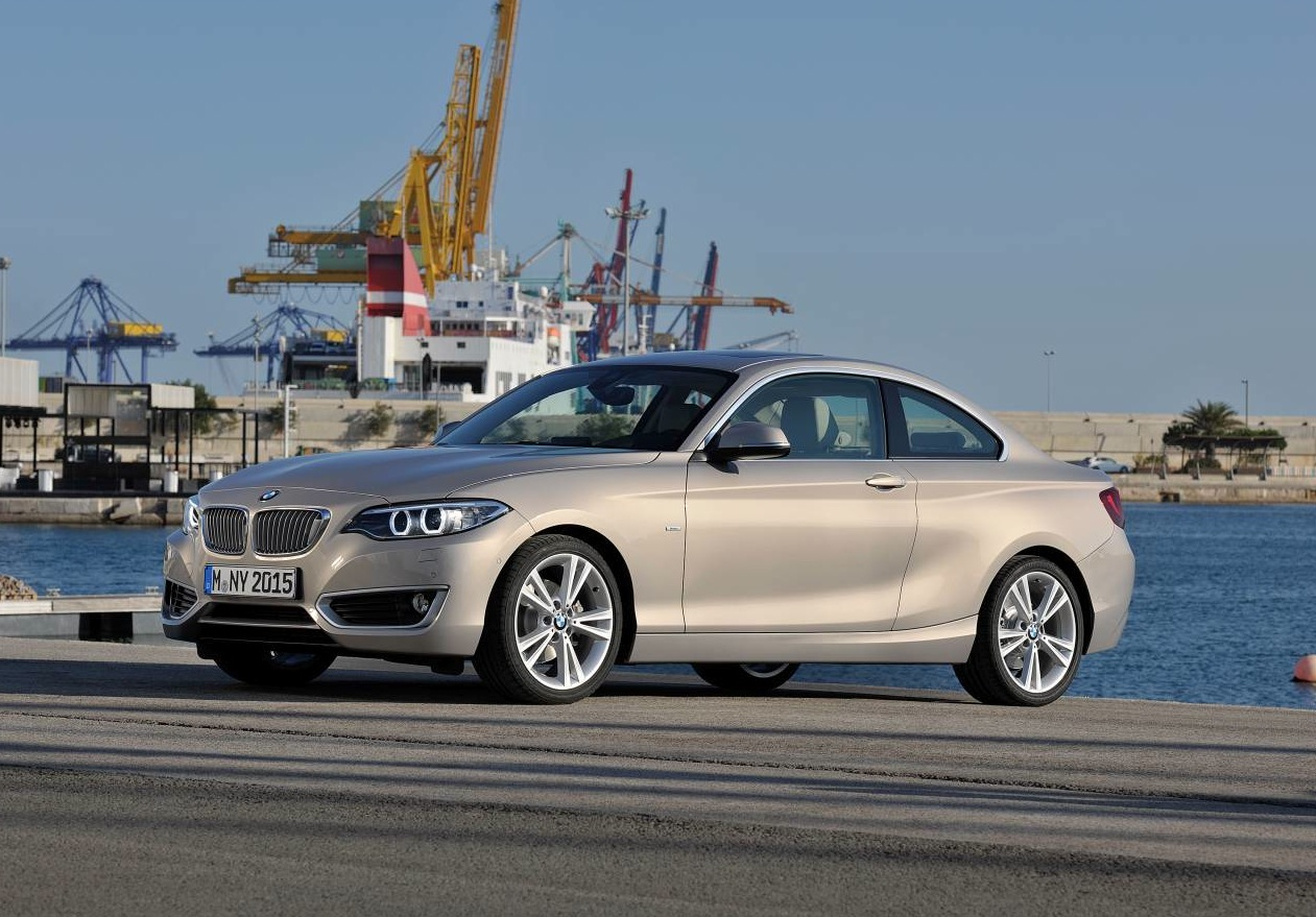 Bmw 2 Series On Sale In Australia From 50 500