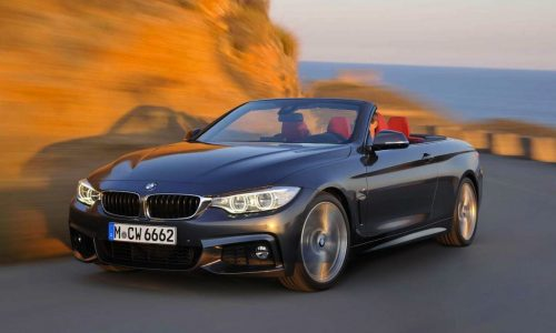 BMW 4 Series Convertible on sale from $88,800