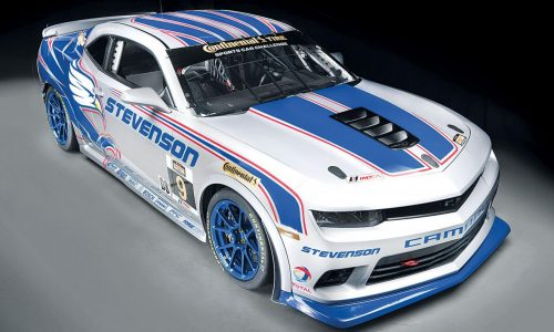 Chevrolet Camaro Z/28.R looks awesome