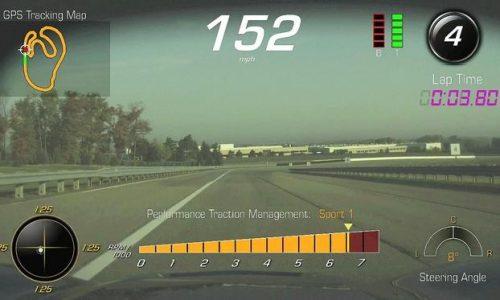 Chevrolet introducing high-tech performance data recorder