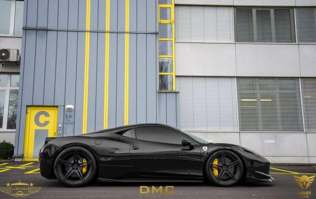 DMC Ferrari 458-kit