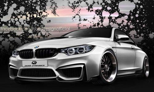 Duke Dynamics previews BMW M4 tuning package