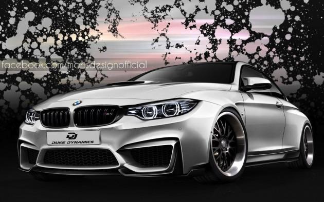 Duke Dynamics BMW M4