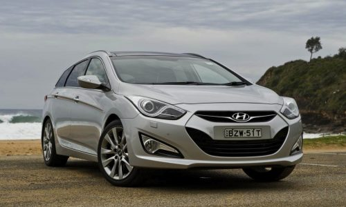 2014 Hyundai i40 gets driving modes and auto tailgate