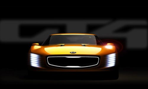 Kia GT4 Stinger concept packs 235kW RWD punch