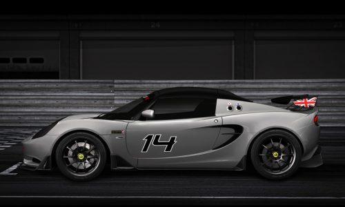 Lotus Elise S Cup R makes public debut at Autosport 2014