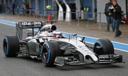 McLaren MP4-29 2014 F1 car revealed
