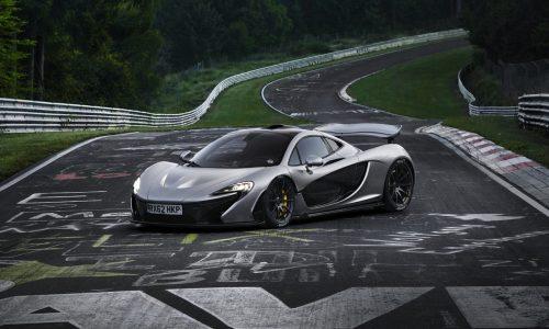 McLaren P1 laps Nurburgring in 6:30-something – report