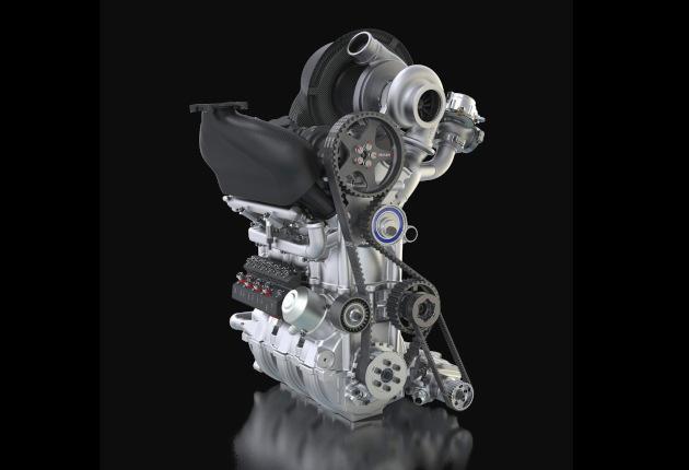 Nissan DIG-T R Engine Turbo
