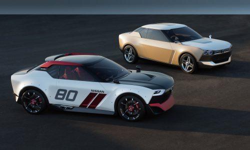 Nissan IDx confirmed for production, Datsun 1600 revival
