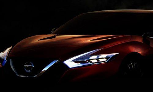 Nissan Sports Sedan concept heading to Detroit show