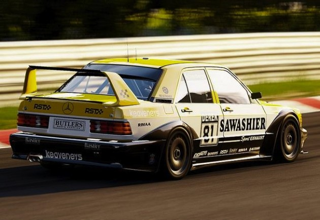 Project Cars game-Mercedes-Benz