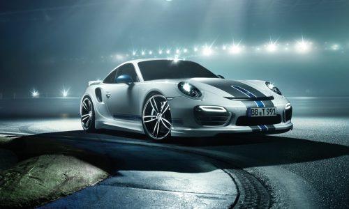 TechArt upgrades the 991 Porsche 911 Turbo