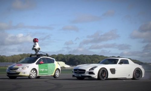 Top Gear track now on Google Street View (video)
