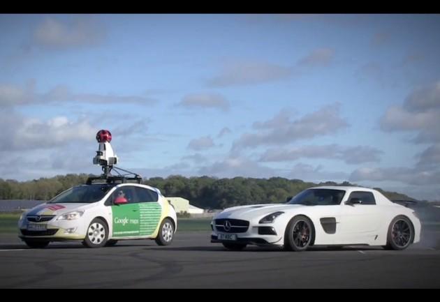 Top Gear Street View