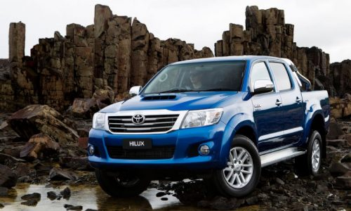 2014 Toyota HiLux now on sale in Australia