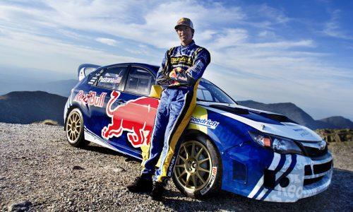 Travis Pastrana rejoins Subaru Rally Team USA for 2014