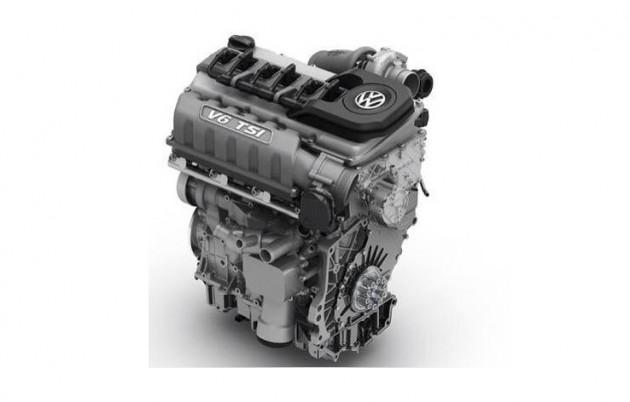 Volkswagen V6 TSI